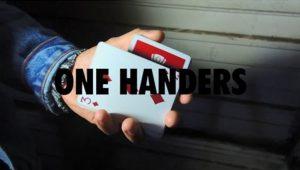02863-ONE HANDERS by Gilbert Palacio