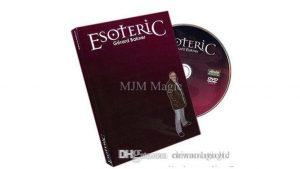 02970-Esoteric by Gerard Bakner