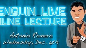 02980-Penguin LIVE – Antonio Romero