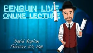 02981-Penguin LIVE – David Kaplan