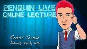 02987-Penguin LIVE – Robert Temple