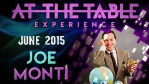 03022-At The Table – Joe Monti