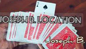 04893-JOSEPH LOCATION by Joseph B