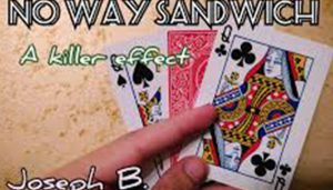 04896-No Way Sandwich by Joseph B